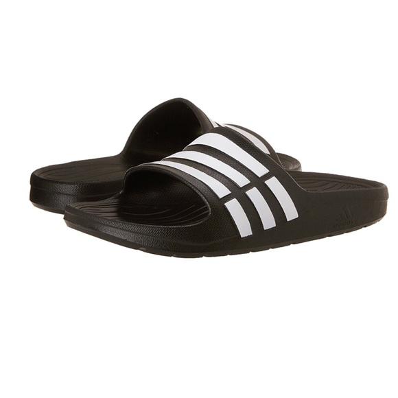 le adidas performance bambini duramo slide sandalo poshmark